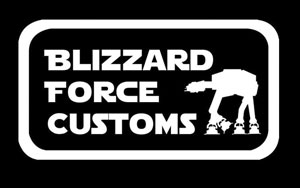 blizzard force customs
