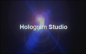 Hologramstudio