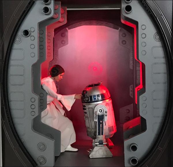 Star Wars Diorama - Tantive IV