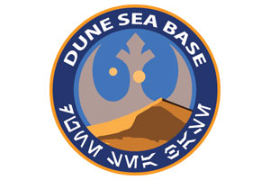 Rebel Legion Dune Sea Base logo