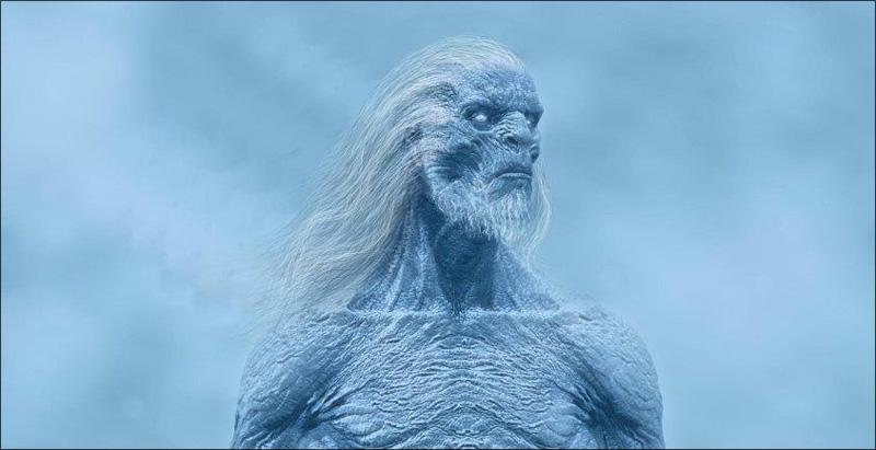 Martin Rezard - Game of Thrones - White Walker