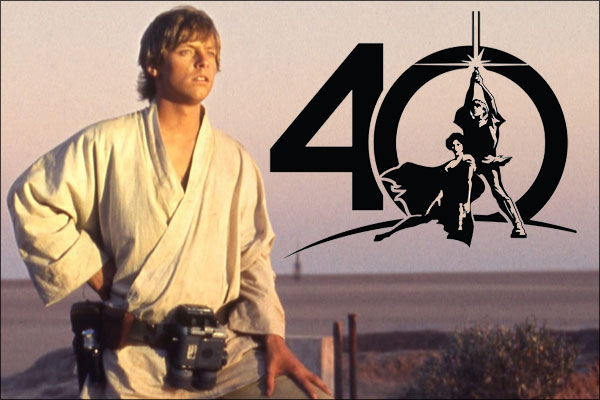 40 years of star wars - panel