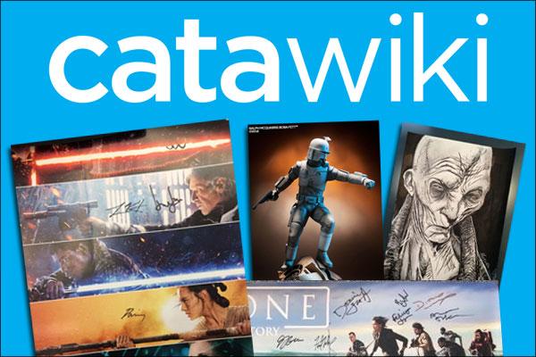 Catawiki Star Wars charity auction