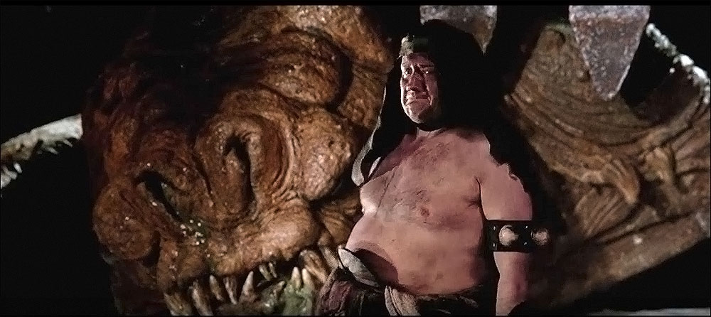 Malakili & the Rancor