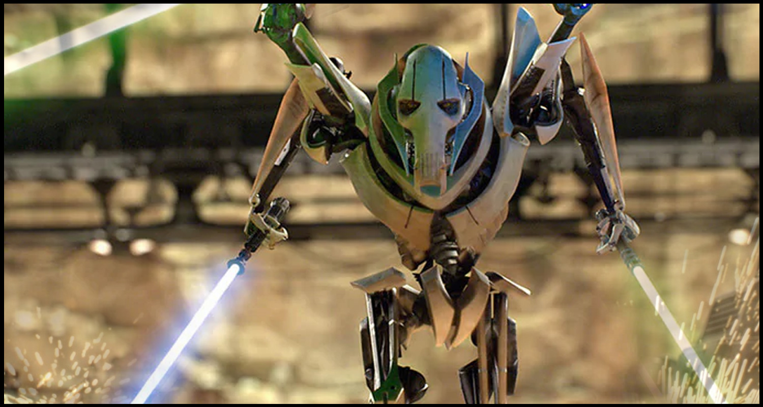 General Grievous - Matthew Wood