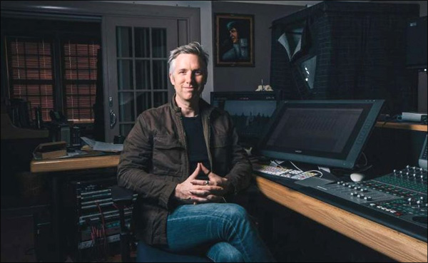 Matthew Wood at Skywalker Sound