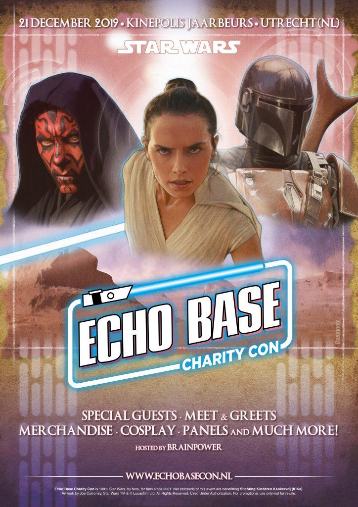 Poster Echo Base Con 2019