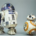 BB-8 en R2-D2